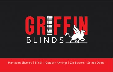 Griffin Blinds- Business Cards